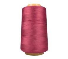Нитки швейные Arta 100% п/э цвет 166 брусничный