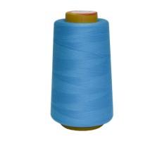 Нитки швейные Arta 100% п/э цвет 254 ярко-голубой