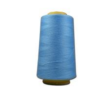 Нитки швейные Arta 100% п/э цвет 255 голубой
