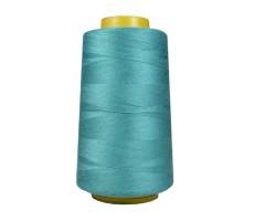 Нитки швейные Arta 100% п/э цвет 262 серо-зелено-голубой