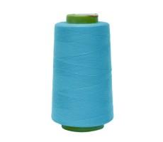 Нитки швейные Arta 100% п/э цвет 281 нежно-голубой
