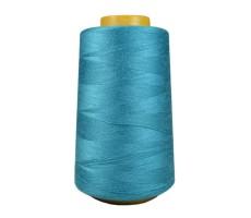 Нитки швейные Arta 100% п/э цвет 283 темно-голубой