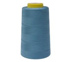 Нитки швейные Arta 100% п/э цвет 346 грязно-голубой