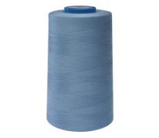 Нитки швейные Mega New 100% п/э цвет 309М грязно-голубой