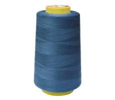 Нитки швейные Arta 100% п/э цвет 312 джинсовый