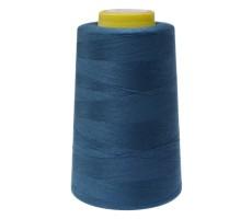 Нитки швейные Arta 100% п/э цвет 313 лазурно-синий