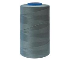 Нитки швейные Mega New 100% п/э цвет 340М светло-серый
