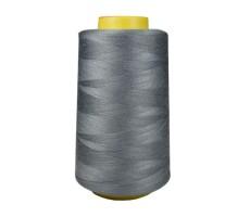 Нитки швейные Arta 100% п/э цвет 344 темно-серый