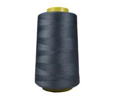 Нитки швейные Arta 100% п/э цвет 348 серовато-голубой