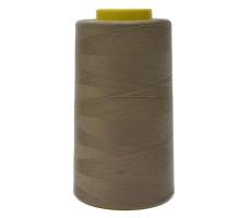 Нитки швейные Arta 100% п/э цвет 361коричнево-серый