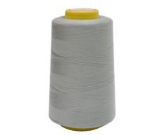 Нитки швейные Arta 100% п/э цвет 365 светло-серый