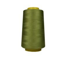 Нитки швейные Arta 100% п/э цвет 388 травяной