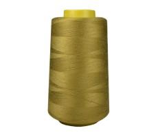 Нитки швейные Arta 100% п/э цвет 392 коричнево-зеленый