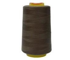 Нитки швейные Arta 100% п/э цвет 400 темно-коричневый