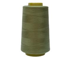 Нитки швейные Arta 100% п/э цвет 408 оливково-зеленый
