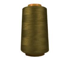 Нитки швейные Arta 100% п/э цвет 424 хаки