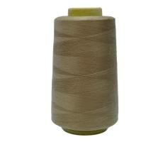 Нитки швейные Arta 100% п/э цвет 428 зеленовато-бежевый