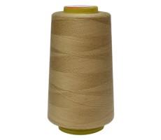 Нитки швейные Arta 100% п/э цвет 432 бежевый