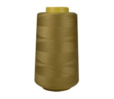 Нитки швейные Arta 100% п/э цвет 435 желтовато-бежевый