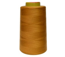 Нитки швейные Arta 100% п/э цвет 436 карамель