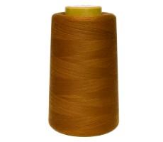 Нитки швейные Arta 100% п/э цвет 438 янтарный
