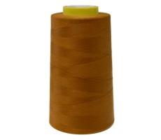 Нитки швейные Arta 100% п/э цвет 442 грязно-оранжевый