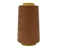 Нитки швейные Arta 100% п/э цвет 443 коричневый