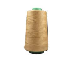 Нитки швейные Arta 100% п/э цвет 457 бежевый