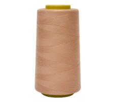 Нитки швейные Arta 100% п/э цвет 477 бежевый