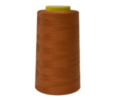 Нитки швейные Arta 100% п/э цвет 481 оранжево-коричневый