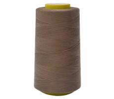 Нитки швейные Arta 100% п/э цвет 484 коричнево-серый