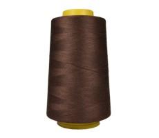 Нитки швейные Arta 100% п/э цвет 492 коричнево-бордовый