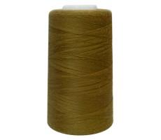 Нитки швейные Basic 100% п/э цвет 534 коричневый