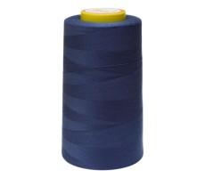 Нитки швейные Arta 100% п/э цвет 544 джинсовый