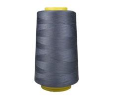 Нитки швейные Arta 100% п/э цвет 572 серо-синий