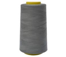 Нитки швейные Arta 100% п/э цвет 585 светло-серый
