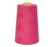 Нитки швейные 100% п/э цвет 1061-малиновый