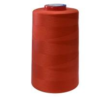 Нитки швейные MH 100% п/э цвет 1111 коралловый