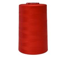 Нитки швейные MH 100% п/э цвет 1113 красный