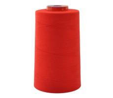 Нитки швейные MH 100% п/э цвет 1114 красный