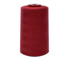Нитки швейные MH 100% п/э цвет 1115 малиновый