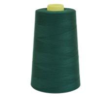 Нитки швейные 100% п/э цвет 1117-зеленый