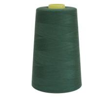 Нитки швейные 100% п/э цвет 1118-зеленый