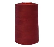 Нитки швейные MH 100% п/э цвет 1121 винный
