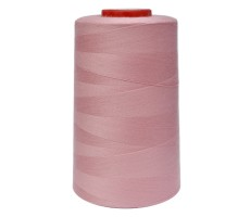 Нитки швейные MH 100% п/э цвет пудровый