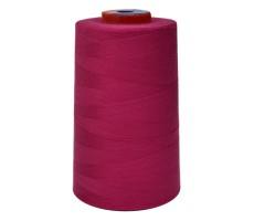 Нитки швейные MH 100% п/э цвет 1169 фуксия