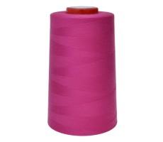 Нитки швейные MH 100% п/э цвет 1171 фуксия