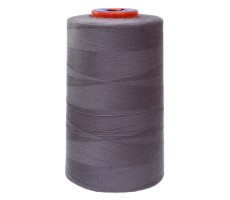 Нитки швейные MH 100% п/э цвет 1185 серый