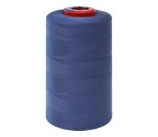 Нитки швейные MH 100% п/э цвет 1188 джинсовый