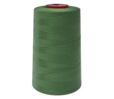 Нитки швейные MH 100% п/э цвет 1216 травяной